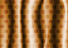 Vector shiny curtain Royalty Free Stock Photos