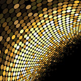 vector shiny dotted background Royalty Free Stock Photos