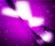 Vector shiny glittering light background. Vector shiny glittering light abstract background Royalty Free Stock Image