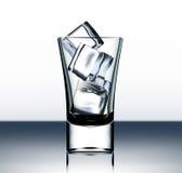 Vector shot glass Royalty Free Stock Photos