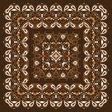 Vector sierachtergrond Royalty-vrije Stock Afbeeldingen