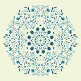 Vector sierachtergrond Stock Afbeeldingen