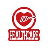 Vector sign. Healthcare. Stock Photo