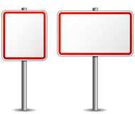 Vector signpost Stock Image