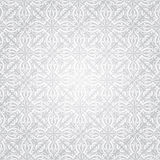 Vector silver background Royalty Free Stock Image