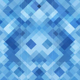 Vector simple abstract background of color squares Royalty Free Stock Photo