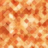 Vector simple abstract background of color squares Stock Photos