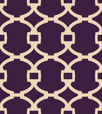 A vector simple grid bicolor  pattern Stock Photo