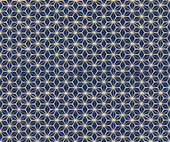 A vector simple grid bicolor  pattern Stock Photography