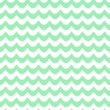 Vector simple seamless pattern. Color waves. Simple decor for sc. Rapbooking, wallpaper, textile. Pastel colors Stock Image