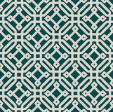 A vector simple square pattern Royalty Free Stock Photography