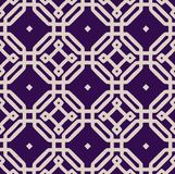 A vector simple square pattern Stock Photo