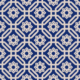 A vector simple square pattern Royalty Free Stock Photo