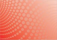 Vector sinaasappel als achtergrond Stock Fotografie