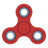 Vector Single Icon - Plaything Spinner Royalty Free Stock Photography