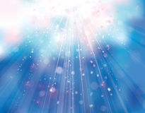 Vector sky sparkle background. Stock Photos