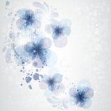 Vector snowflake. Abstract snowflake. Christmas. New Year card Stock Photography