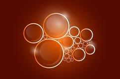 Vector soap bubble Royalty Free Stock Photos