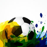 Vector soccer design Stock Images