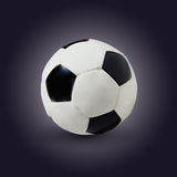 Vector soccer game ball Stock Photos