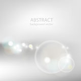 Vector of soft colored abstract background. Royalty Free Stock Photo