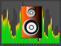 Vector Sound Stock Photo