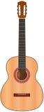 Vector spanish guitar Stock Photos