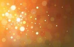 Vector sparkle background. Royalty Free Stock Photos
