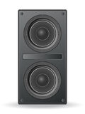 Vector speaker Royalty Free Stock Images
