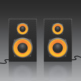 Vector speaker. EPS 8.0 file available Stock Photography