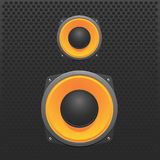 Vector speaker. EPS 8.0 file available Royalty Free Stock Image
