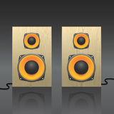 Vector speaker. EPS 8.0 file available Royalty Free Stock Photography