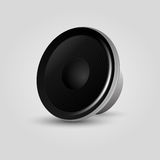 Vector speaker Royalty Free Stock Photography