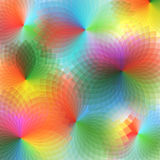 Vector of spectrum spirograph abstract background Stock Image
