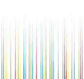 Vector Speed Lines. Vector illustration of colorful speed lines Royalty Free Stock Images