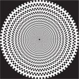 Vector Spiral Pattern or Texture vector illustration