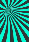 Vector Spiral Tunnel Illusion. Vortex Motion Striped Tunnel Background Royalty Free Stock Photo