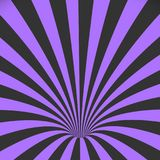 Vector Spiral Tunnel Illusion. Vortex Motion Striped Tunnel Background Stock Images