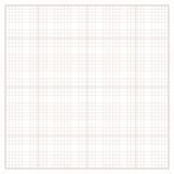 Vector square engineering graph paper Royalty Free Stock Photography