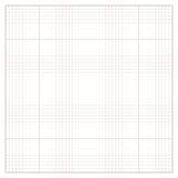 Vector square engineering graph paper Royalty Free Stock Images