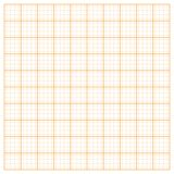 Vector square inch grid background Stock Images