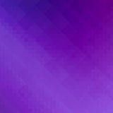 Vector square multicolor mosaic background. Royalty Free Stock Photos
