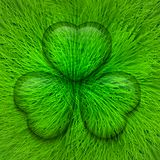 Vector St. Patrick's Day background. Eps 10 Stock Image