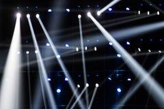 Vector Stage Spotlight Royalty Free Stock Photo