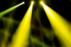 Vector Stage Spotlight Royalty Free Stock Photography