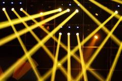 Vector Stage Spotlight Stock Photos