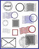 vector stamp Royalty Free Stock Image