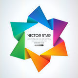 Vector Star Royalty Free Stock Photos