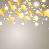 Vector star background design Stock Photos