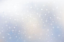 Vector stars background. Royalty Free Stock Images